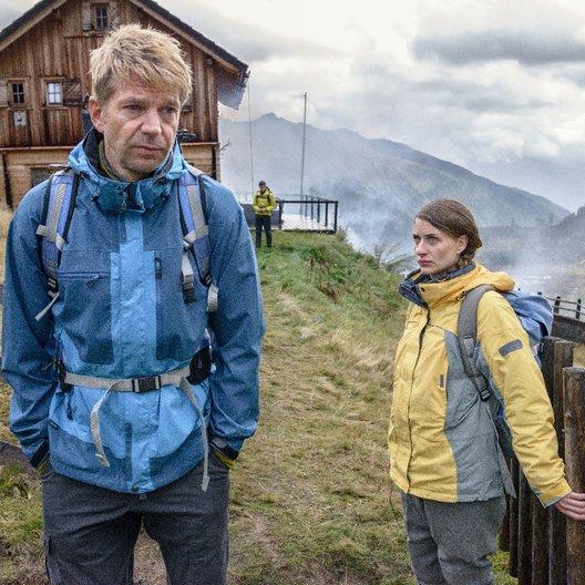 Tote im Eis, Der (ZDF) / Marie Rönnebeck / Kai Wiesinger