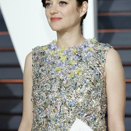 Cotillard, Marion / Vanity Fair Oscar Party 2015 Poster