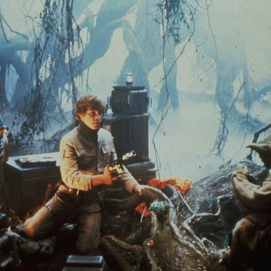 Star Wars: Episode V - Das Imperium schlägt zurück / Mark Hamill Poster