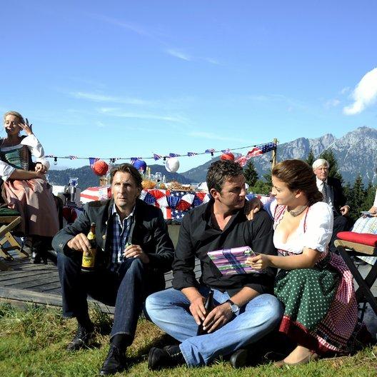 Bergdoktor: Auszeit, Der (ZDF / ORF) / Hans Sigl / Ronja Forcher / Mark Keller