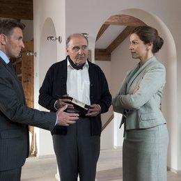 Bergdoktor: Schattenkind, Der (ZDF / ORF) / Mark Keller / Lambert Hamel / Rebecca Immanuel