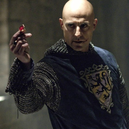 Robin Hood / Mark Strong Poster