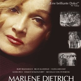 Marlene Dietrich - Her Own Song Poster