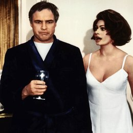 Gräfin von Hongkong, Die / Sophia Loren / Marlon Brando