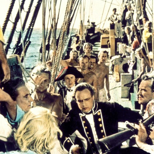 Meuterei auf der Bounty / Marlon Brando