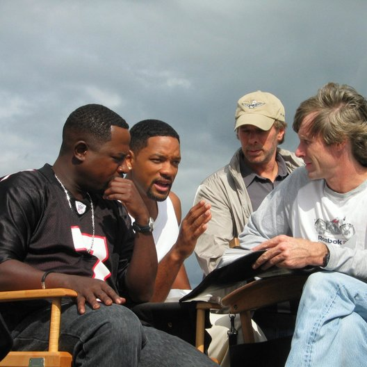 Bad Boys II / Martin Lawrence / Will Smith / Michael Bay / Set