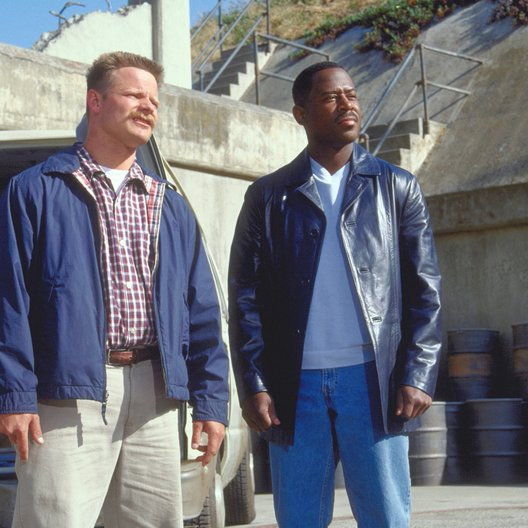 National Security / Steve Zahn / Martin Lawrence Poster