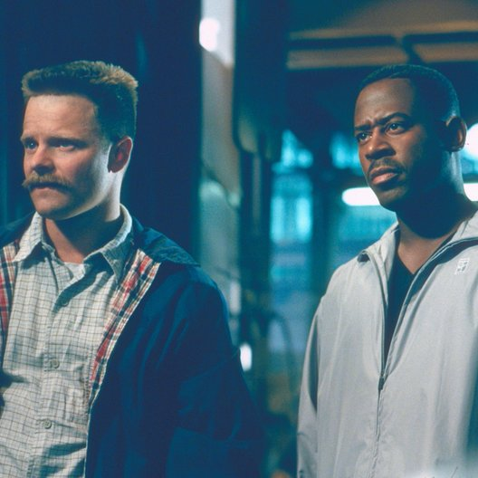 National Security / Steve Zahn / Martin Lawrence / Police Officer Hank Rafferty und Earl Montgomery stecken ganz schön in der Klemme