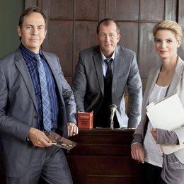 Henker & Richter (1. Staffel, 16 Folgen) / Rike Schmid / Moritz Lindbergh / Martin Lindow