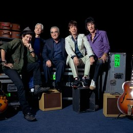 Shine a Light / Keith Richards / Charlie Watts / Martin Scorsese / Mick Jagger / Ron Wood / Set Poster