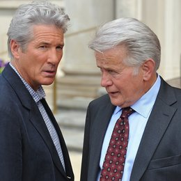 Double - Eiskaltes Duell, The / Double, The / Richard Gere / Martin Sheen Poster