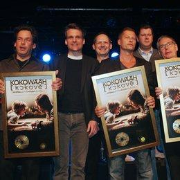 Carl Taylor, Dirk Reichardt, Philip Ginthör, Martin Todsharow, Til Schweiger, Mark Löscher und Willi Geike (v.l.) Poster