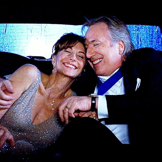 Nobel Son / Mary Steenburgen / Alan Rickman Poster