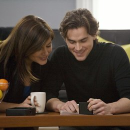 White Collar / Tiffani Thiessen / Matt Bomer Poster