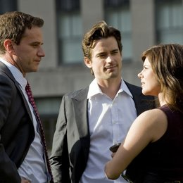 White Collar / Tim DeKay / Tiffani Thiessen / Matt Bomer Poster