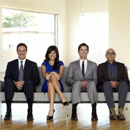 White Collar / Tim DeKay / Willie Garson / Tiffani Thiessen / Matt Bomer Poster
