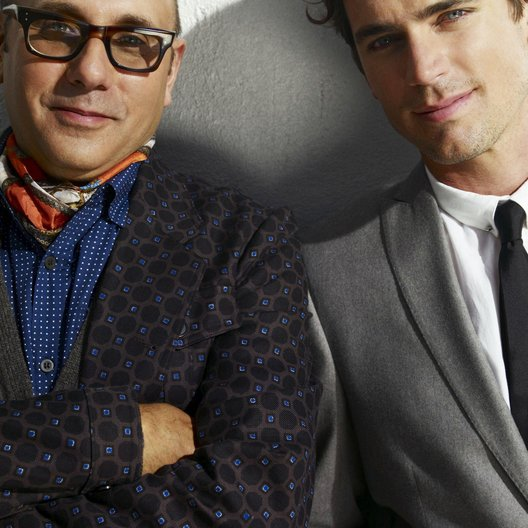 White Collar / Willie Garson / Matt Bomer Poster