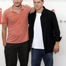 62. Filmfestspiele Venedig 2005 / Mostra Internazionale d'Arte Cinematografica / Heath Ledger / Matt Damon Poster