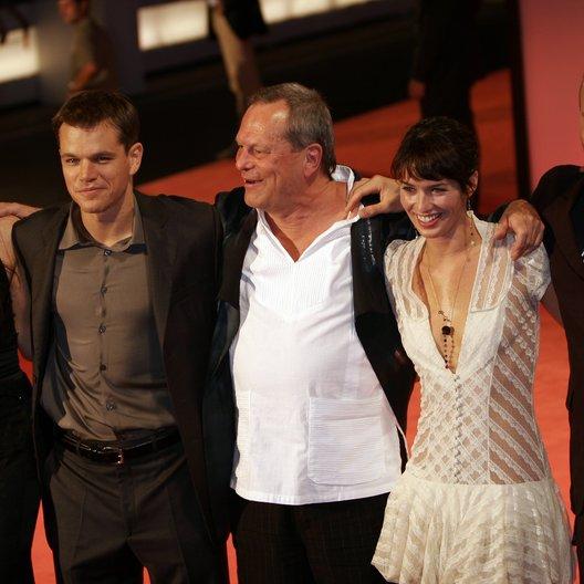 62. Filmfestspiele Venedig 2005 / Mostra Internazionale d'Arte Cinematografica / Grant Heslov, George Clooney und David Strathairn Poster