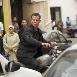 Bourne Ultimatum, Das / Matt Damon