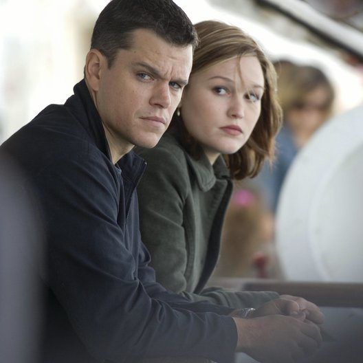 Bourne Ultimatum, Das / Matt Damon / Julia Stiles / Die Bourne Akte Poster