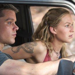Bourne Verschwörung, Die / Matt Damon / Franka Potente Poster
