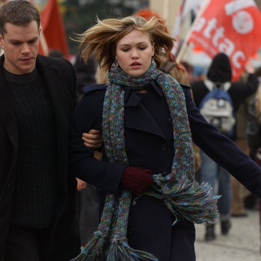 Bourne Verschwörung, Die / Matt Damon / Julia Stiles