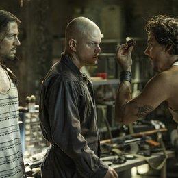 Elysium / Diego Luna / Matt Damon / Wagner Moura Poster
