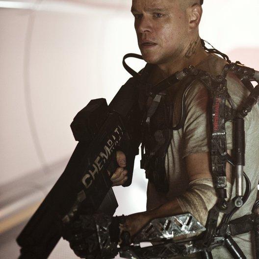 Elysium / Matt Damon