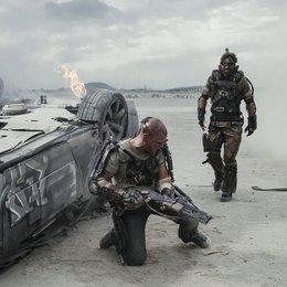Elysium / Matt Damon / Sharlto Copley