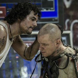 Elysium / Wagner Moura / Matt Damon