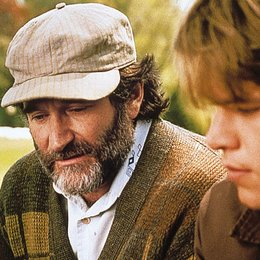 Good Will Hunting / Robin Williams / Matt Damon