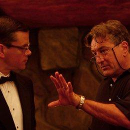 gute Hirte, Der / Matt Damon / Set / Robert De Niro