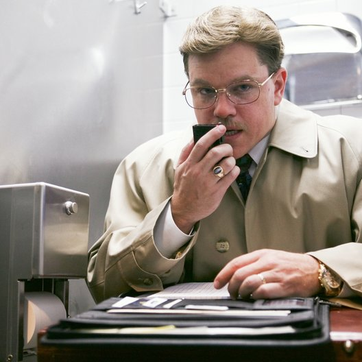 Informant!, Der / Informant, Der / Matt Damon Poster