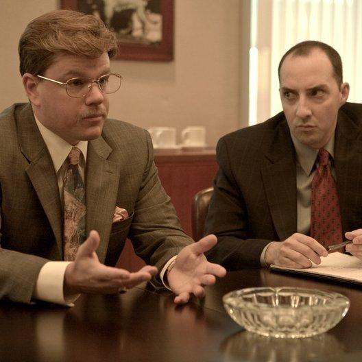 Informant!, Der / Matt Damon / Tony Hale