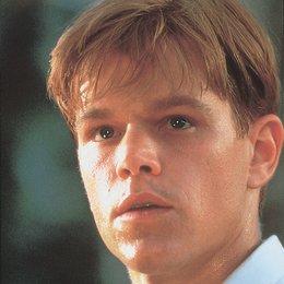 Legende von Bagger Vance, Die / Matt Damon Poster