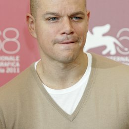 Matt Damon / 68. Internationale Filmfestspiele Venedig 2011 Poster