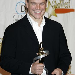 "Matt Damon / ""Male Star of the Year"" / 31. ShoWest Awards 2005 in Las Vegas Poster"