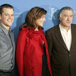 Matt Damon / Martina Gedeck / Robert De Niro / Berlinale 2007