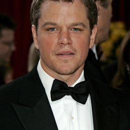 Matt Damon / Oscar 2010 / 82th Annual Academy Awards Poster