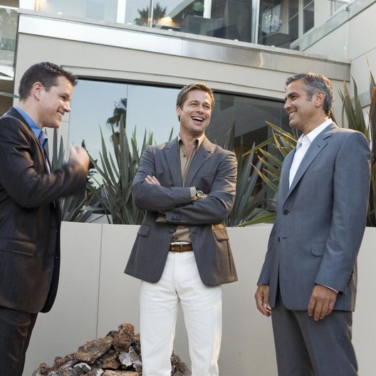 Ocean's 13 / Ocean's Thirteen / Matt Damon / Brad Pitt / George Clooney