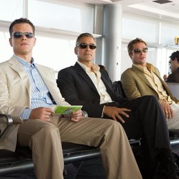 Ocean's 13 / Ocean's Thirteen / Matt Damon / George Clooney / Brad Pitt Poster