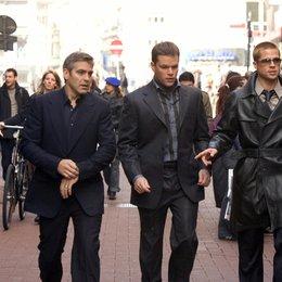 Ocean's Twelve / George Clooney / Matt Damon / Brad Pitt