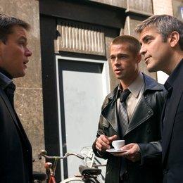 Ocean's Twelve / Matt Damon / Brad Pitt / George Clooney Poster