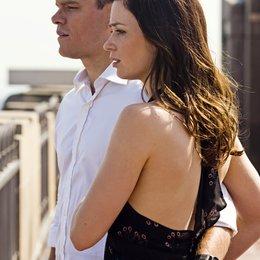 Plan, Der / Matt Damon / Emily Blunt Poster