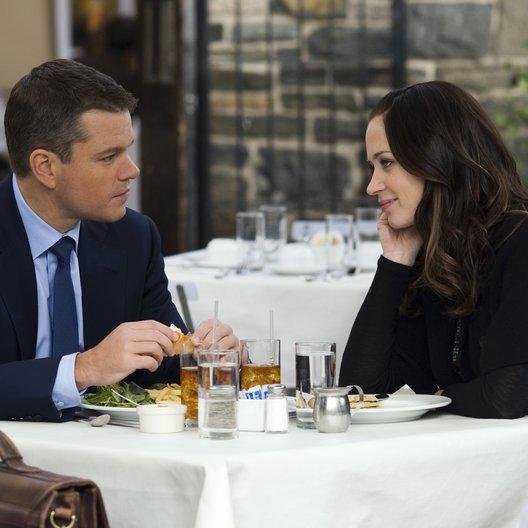 Plan, Der / Matt Damon / Emily Blunt