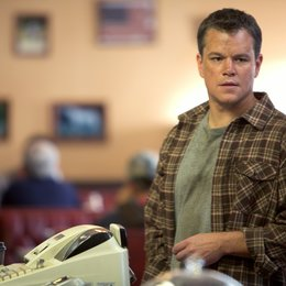 Promised Land / Matt Damon Poster