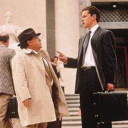 Regenmacher, Der / Danny DeVito / Matt Damon Poster