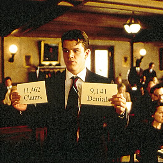 Regenmacher, Der / Matt Damon Poster
