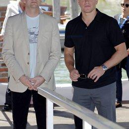 Soderbergh, Steven / Matt Damon / 66. Filmfestspiele Venedig 2009 / Mostra Internazionale d'Arte Cinematografica